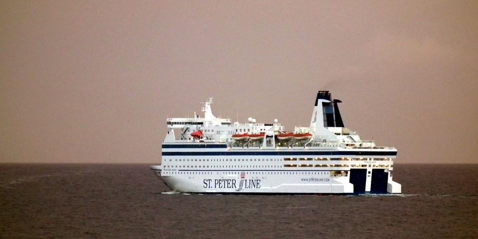 M/S Princess Maria, St. Peter Line