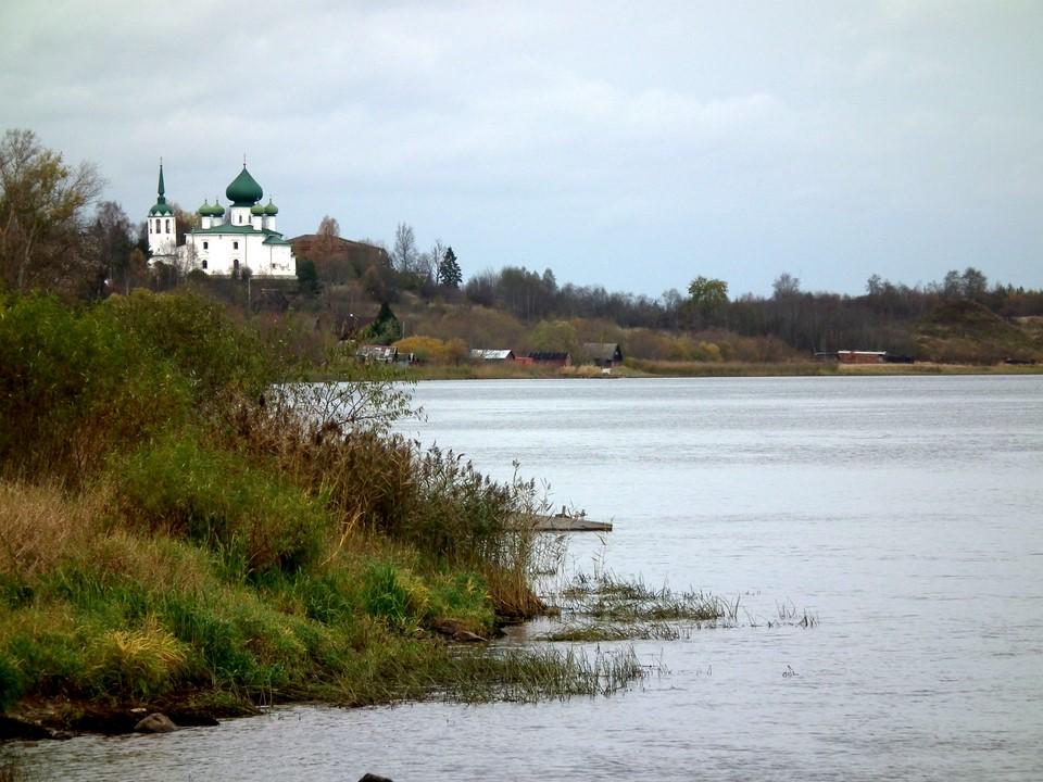 Staraya Ladoga Church / Vanha-Laatokka