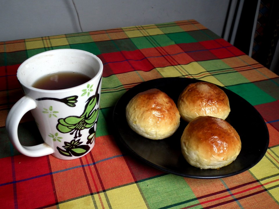 Teetä ja pullaa / Tea and bun