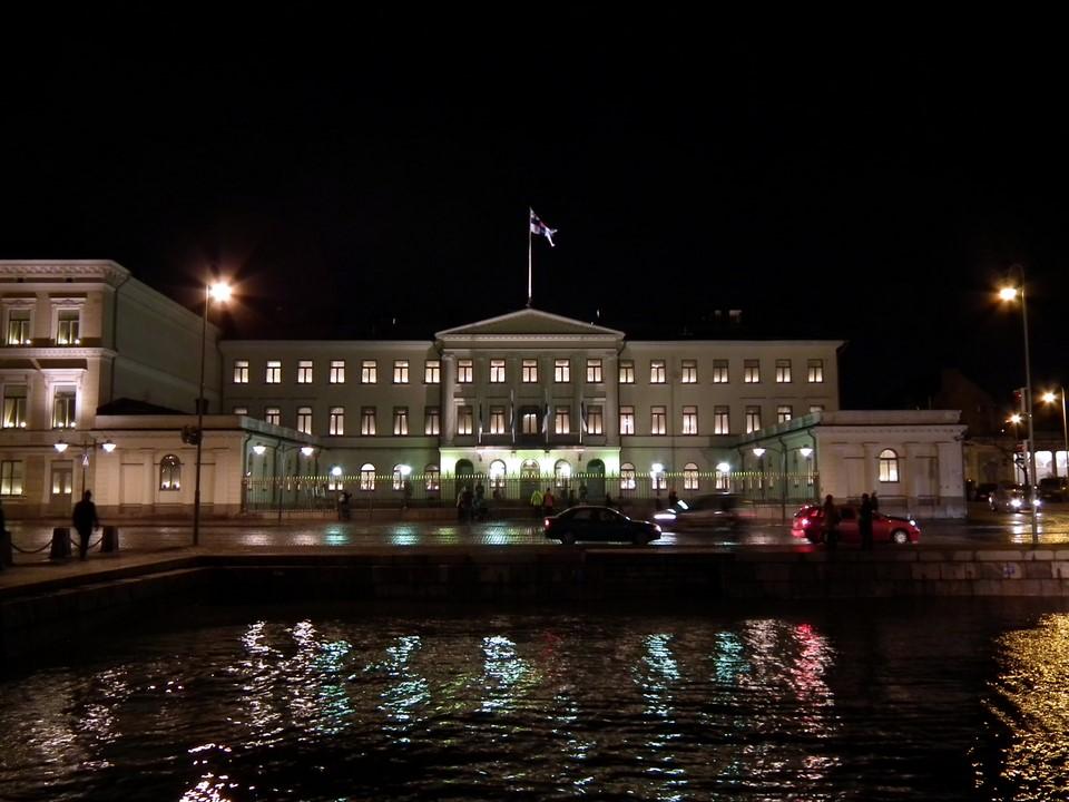 Presidentinlinna / Presidential Palace, Helsinki