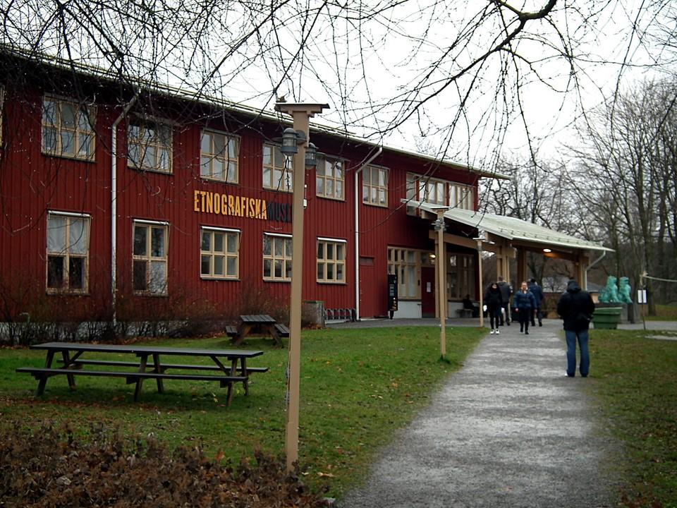 Etnografiska museet, Stockholm
