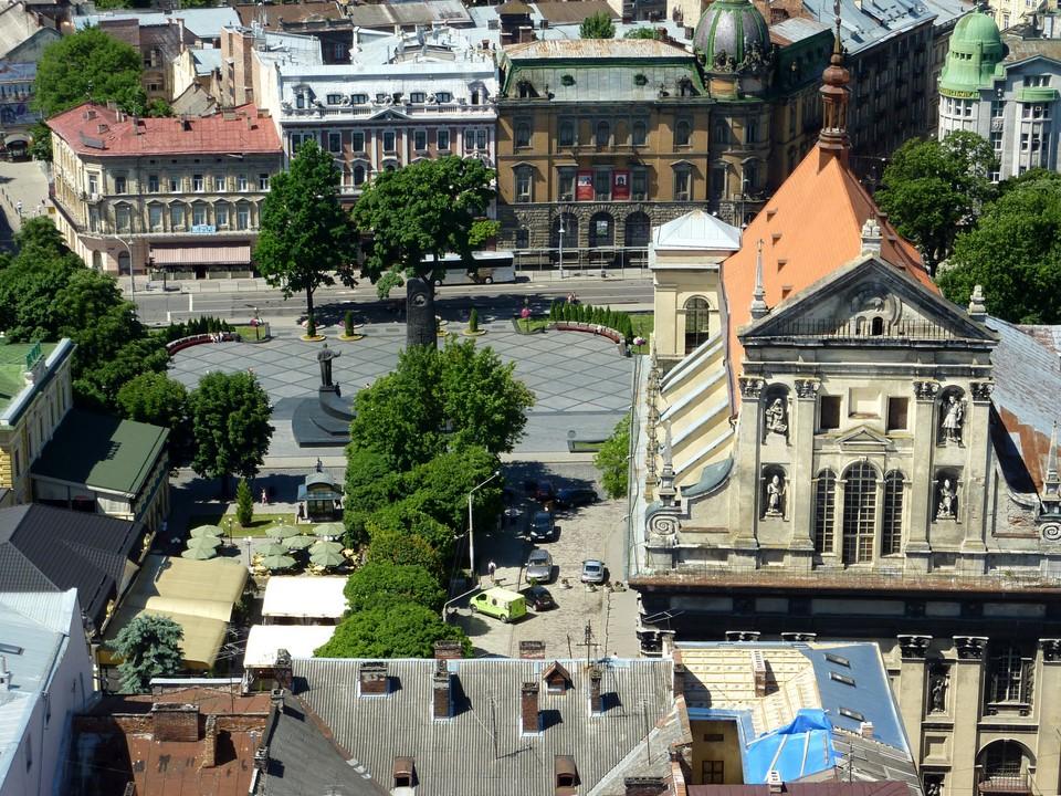 Lviv, Ukraina / Ukraine