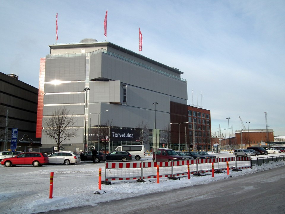 Verkkokauppa.com, Jätkäsaari (Helsinki)