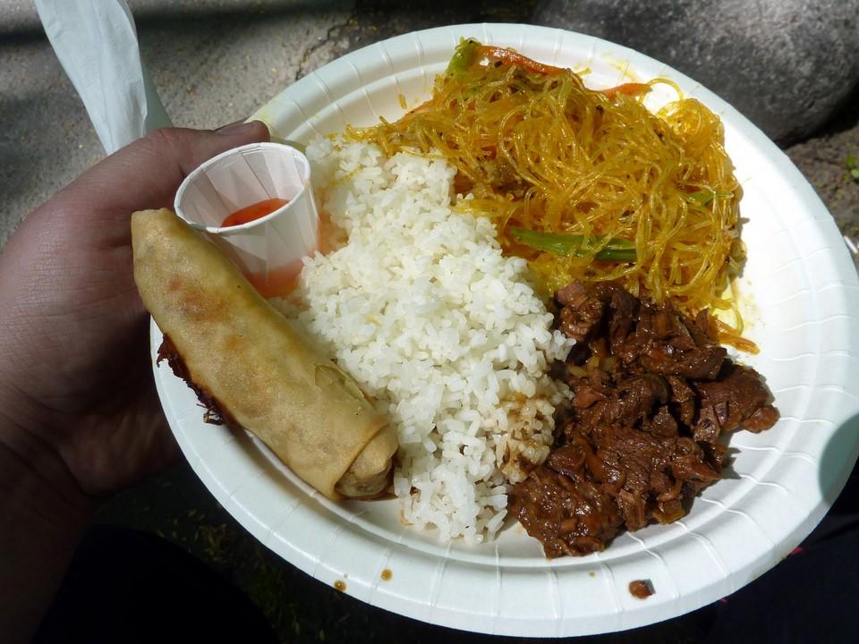 Filippiiniläinen ruoka / Philippine food
