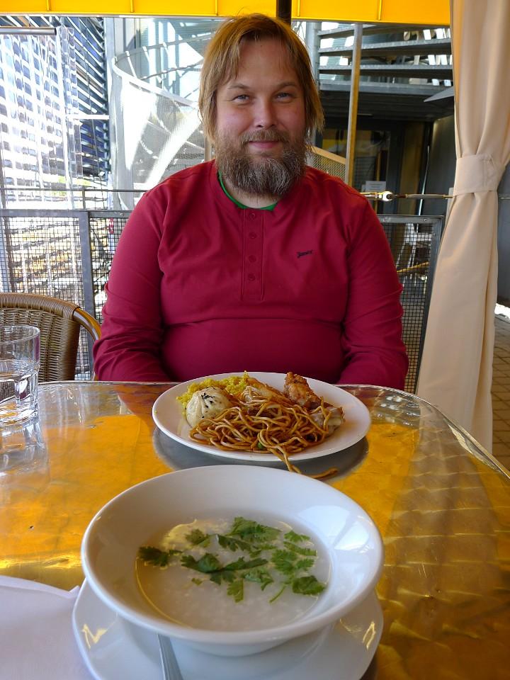 Dimsum brunssi, Ravintola Asia I / Dimsum brunch at Restaurant Asia I