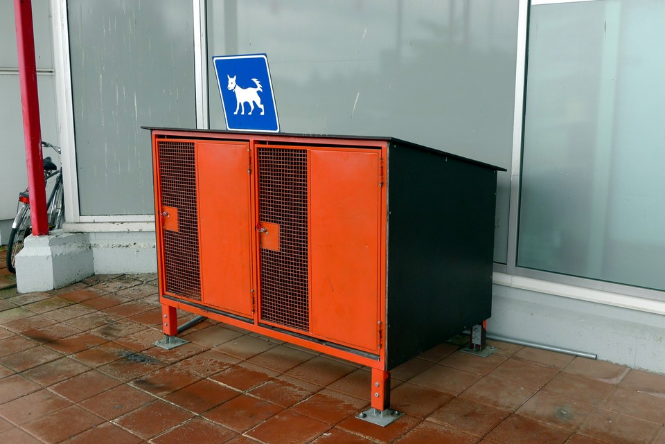 Koiralokerot / Pet lockers