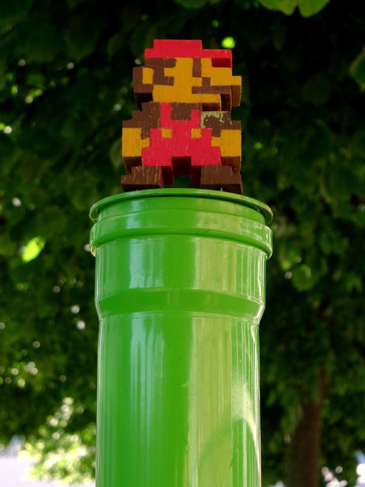 Super Mario, Munkkisaari