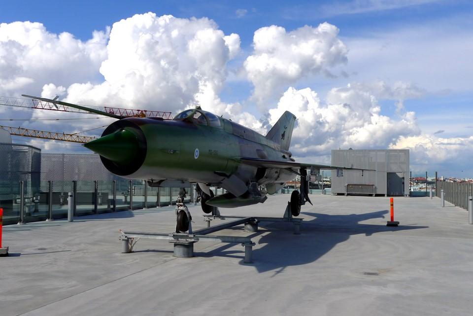 MiG 21 - Verkkokauppa.com, Helsinki