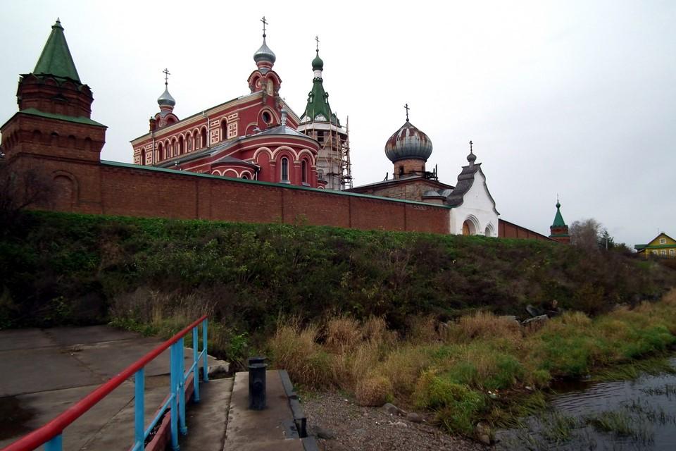 Nikolainluostari / St. Nicholas Monastery, Staraya Ladoga