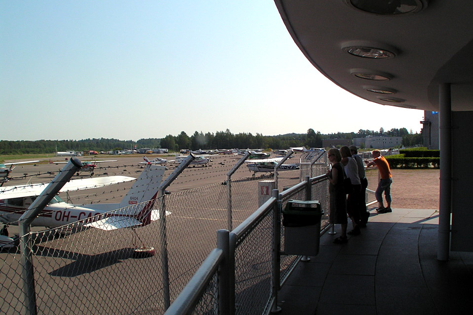 Helsinki-Malmi HEM - Lentoasema / Airport