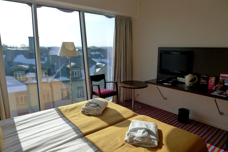 Huone / Room, Meriton Conference & Spa Hotel, Tallinn