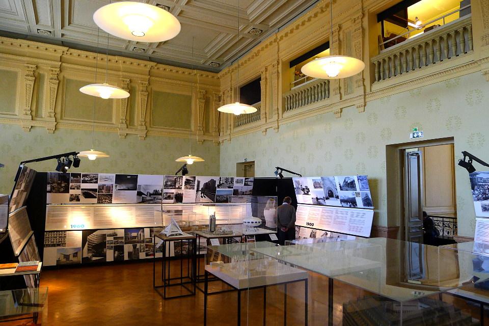 Arkkitehtuurimuseo / Museum of Finnish Architecture, Helsinki