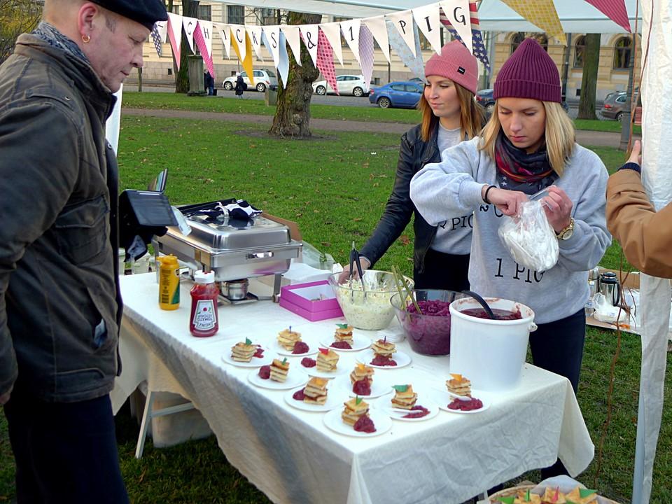 Ravintolapäivä / Restaurant Day - Ruttopuisto, Helsinki