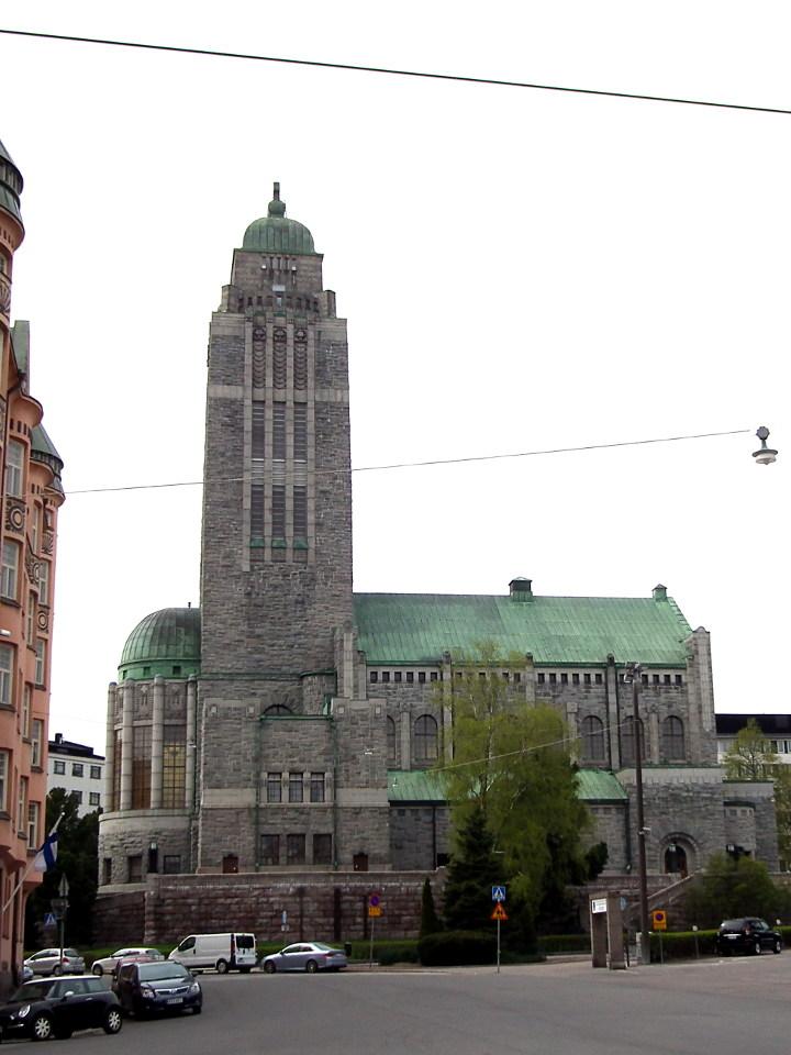 Kallion kirkko / Kallio Church, Helsinki
