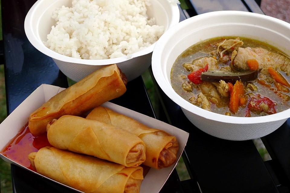 Ravintolapäivä / Restaurant Day: Thai-ruokaa / Thai food