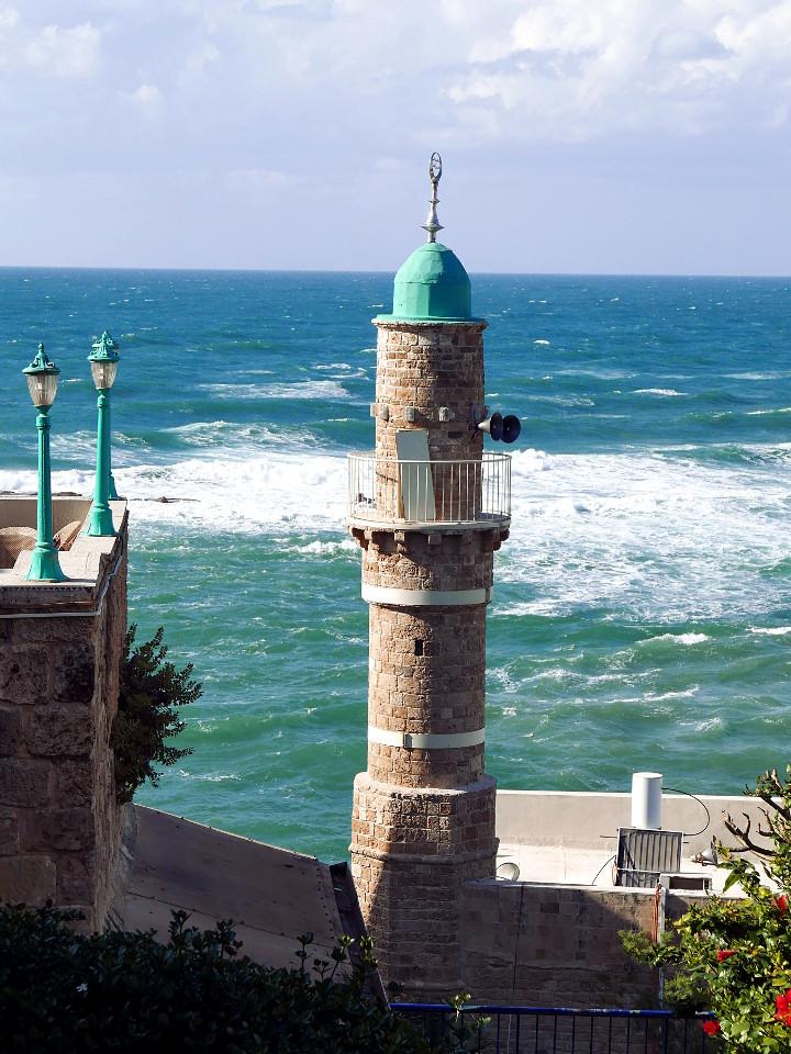 Al-Bahr Mosque, Jaffa (Israel)