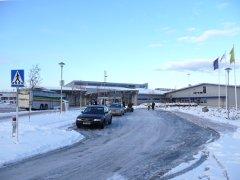 Skavstan lentokenttä