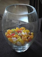 Rainbow Jelly Beans