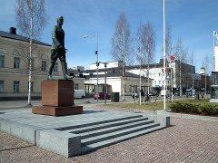 Mannerheimin patsas, Mikkeli
