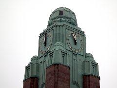 Helsingin rautatieaseman kellotorni