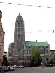 Kallion kirkko, Helsinki