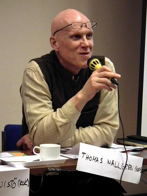 Thomas Wallgren