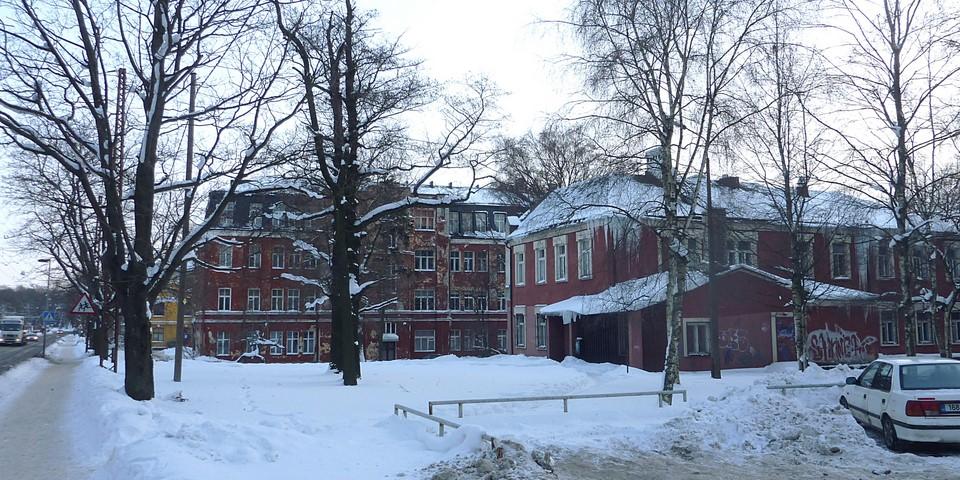 Maisons à Kopli