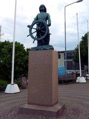 Mémorial pour ceux perdus dans la mer