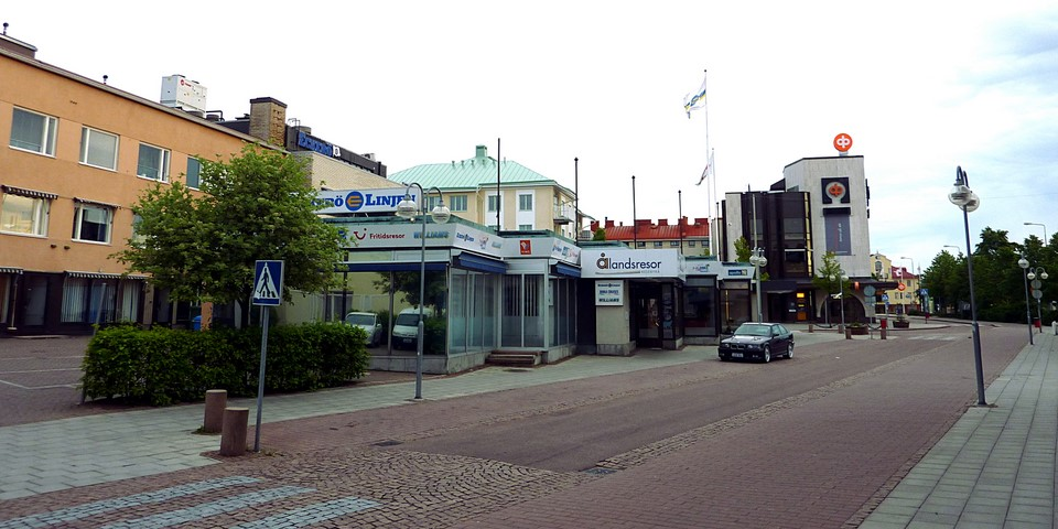 Ålandsresor travel agency