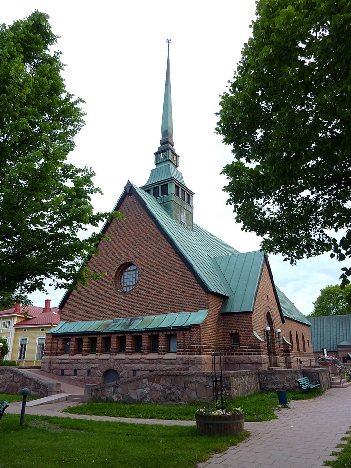 Maarianhaminan kirkko