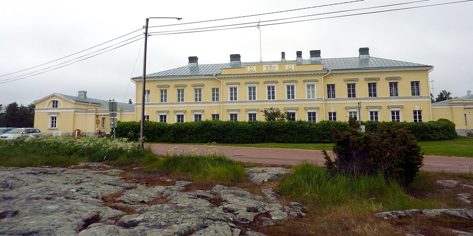 Eckerö Mail and Customs House