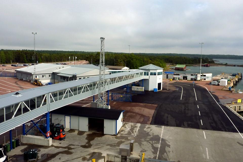 Port of Eckerö