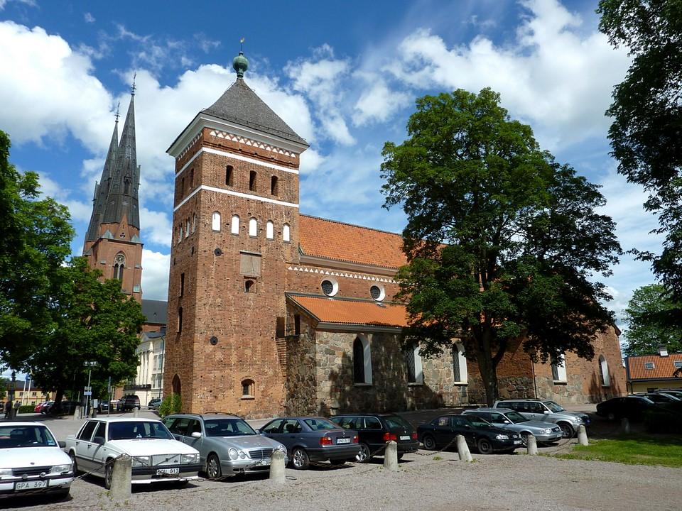 Helga Trefaldighets Church