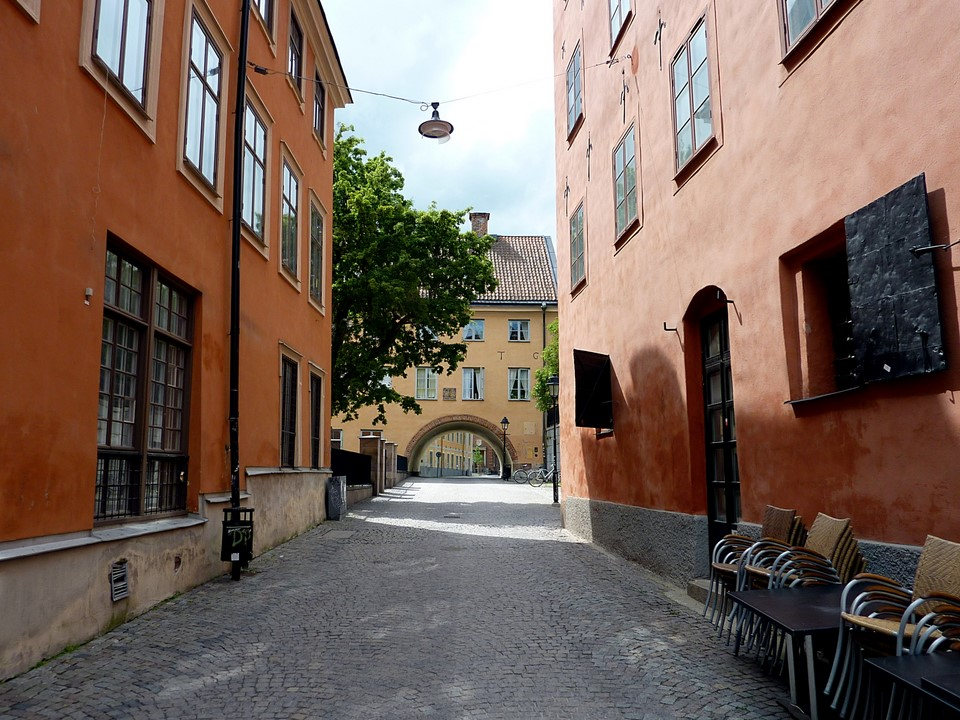 Valvgatan and Skytteanum