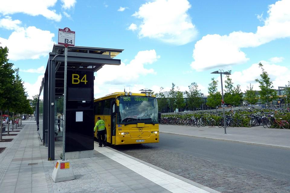 Bus 804