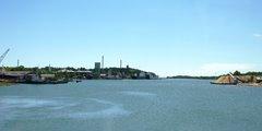 Västra Klinten, Mariehamn