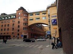 Klara norra kyrkogata