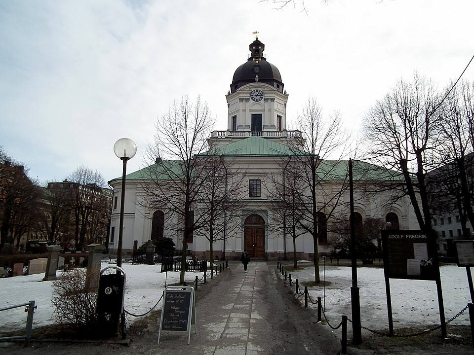 Adolf Fredrik Church
