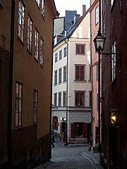 Vanhankaupungin katuja