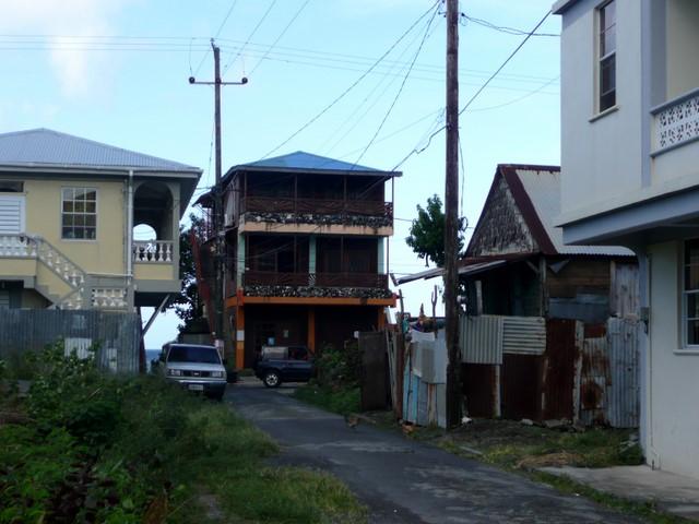 Shortcut alley