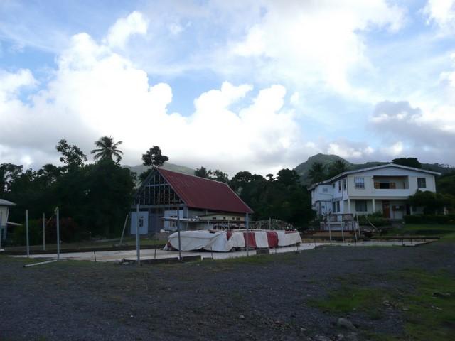 Kirkon paikka
