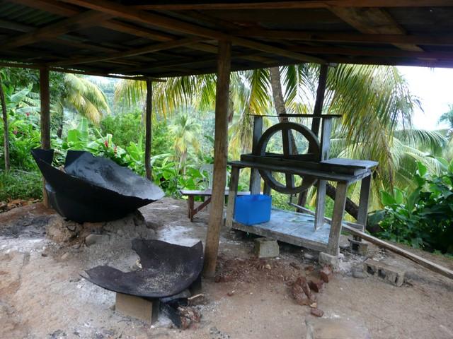 Boulangerie à cassave