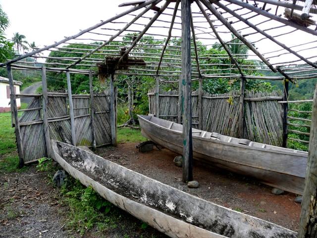 Canoes - Carib Territory, Dominica