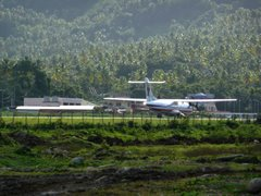 Melville Hall / Douglas-Charles Airport, Dominica