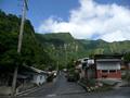 Kylä ja vuoret