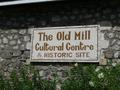 Old Mill (sign)