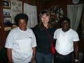 Claudia, Mari ja Randolph