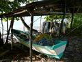 Barque d'un pêcheur
