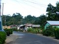Chemin et maisons