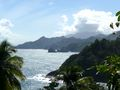 Dominican east coast